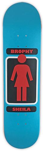 Girl Brophy Classic OG Deck 8.25