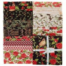 Christmas in the Wildwood - 10 inch Squares