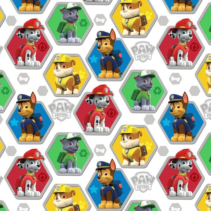 David Textiles - Paw Patrol Rescue