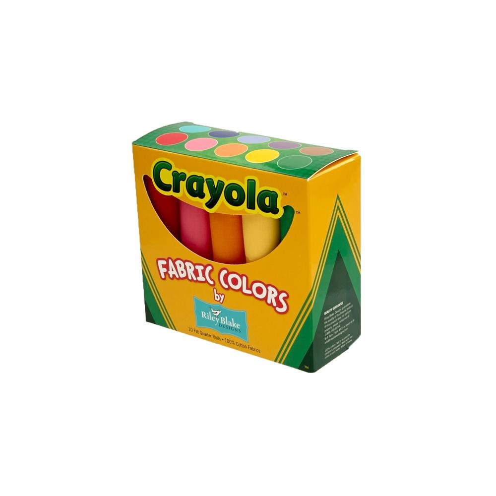 Crayola Fat Quarter Box