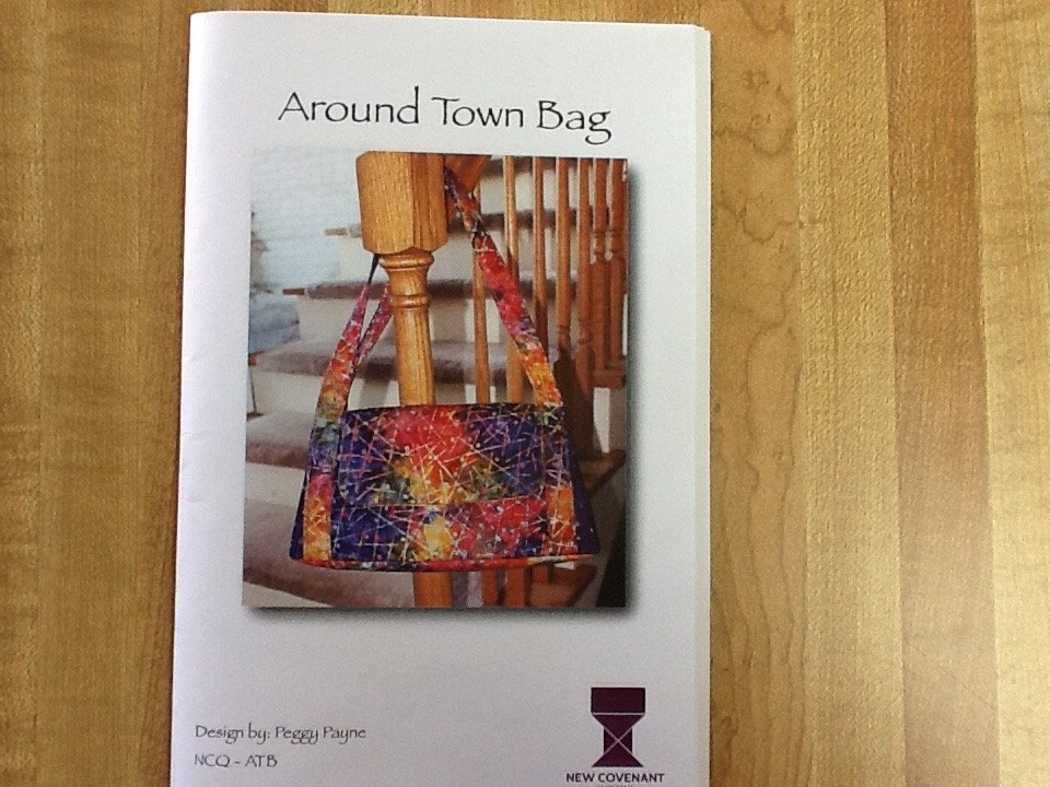 Around Town Bag NCQ-ATB