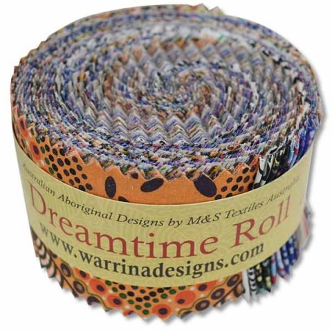 Dreamtime Australian Aboriginal Roll