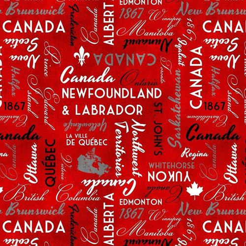CANADIANISMS - WORDS