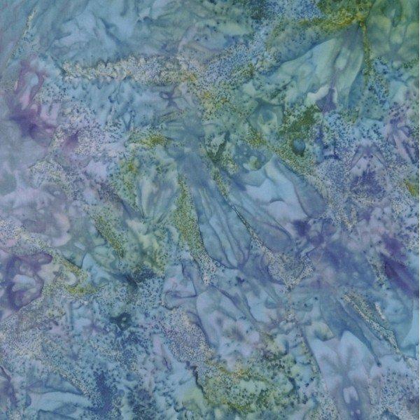 BATIK BY MIRAH -CREAM CHERISE BLUE KRAMER