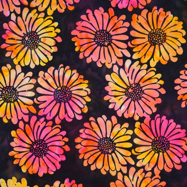 BATIK BY MIRAH - MULTI SUNFLOWER