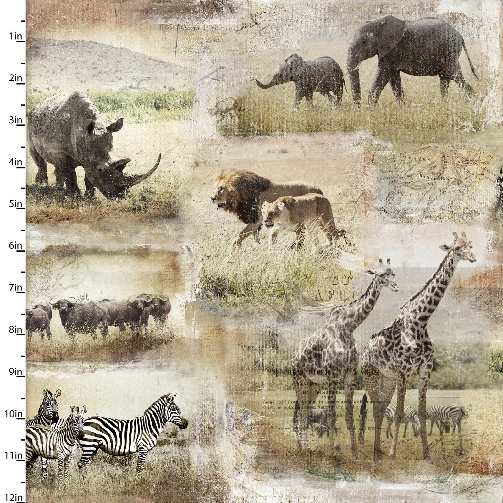 GLOBAL LUXE - GLOBAL ANIMALS