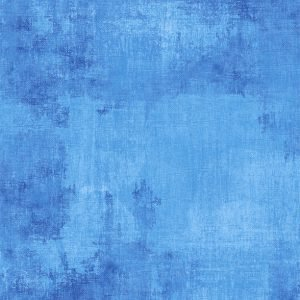 PARADISE BLUE - DRYBRUSH FLANNEL