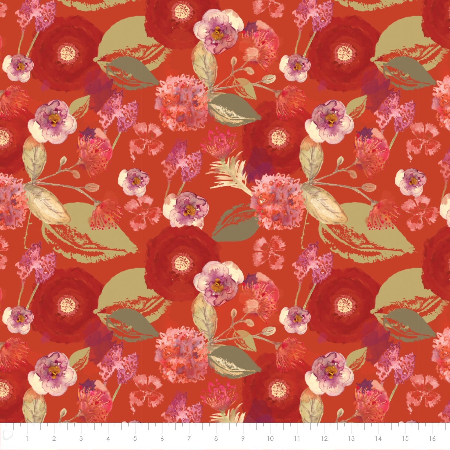 MULBERRY BLOOM - MIXED FLORAL