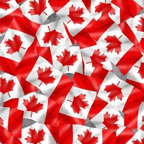 CANADIANISMS - FLAGS