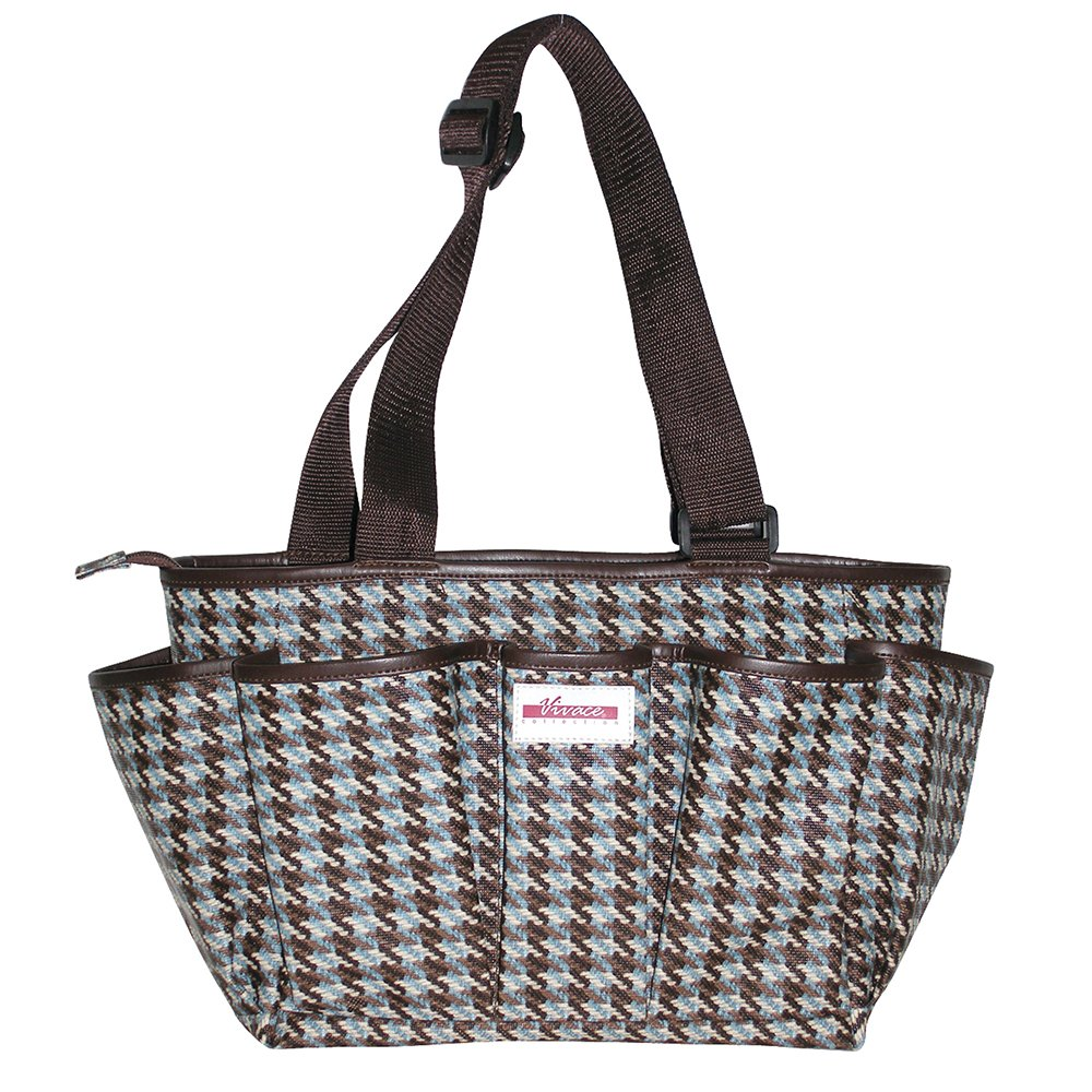 ACCESSORY BAG - HOUNDSTOOTH