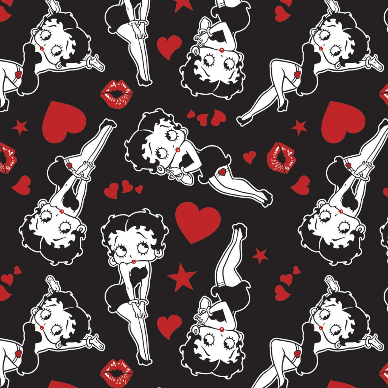 BETTY BOOP IN LOVE