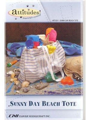 SUNNY DAY BEACH TOTE