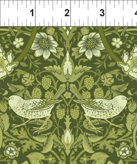 WILLIAM & MAY GREEN FORAL