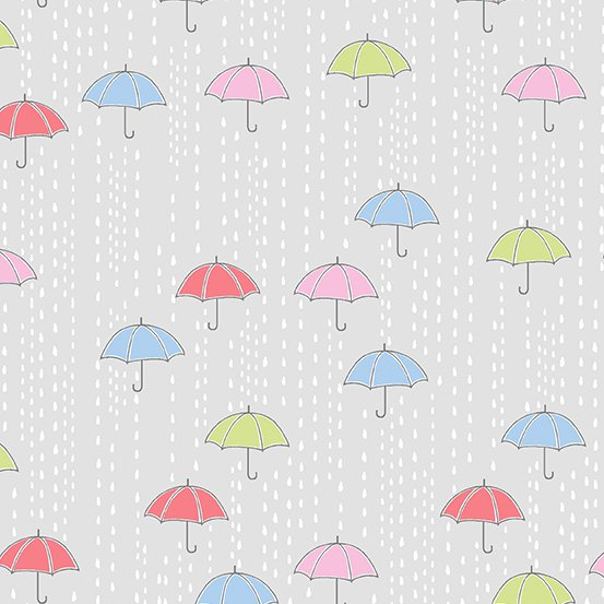 APRIL SHOWERS - RAINY DAY