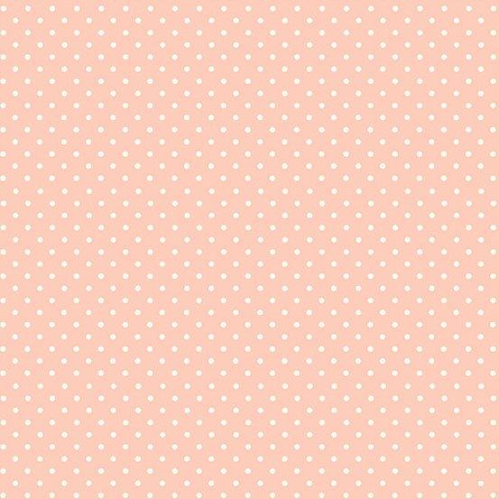 POLKA DOTS -CHEEKY PINK/WHITE