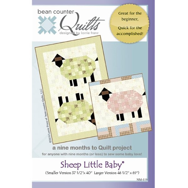 SHEEP LITTLE BABY PATTERN