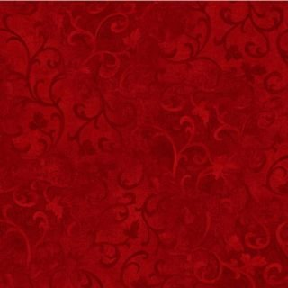 ESSENTIALS SCROLL - RED