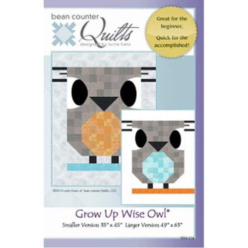 GROW UP WISE OWL PATTERN