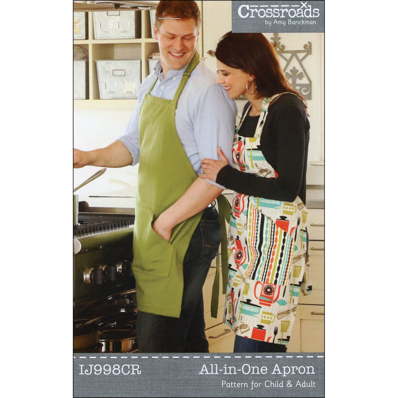 ALL IN ONE APRON