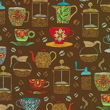 COFFEE BREAK - BROWN
