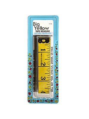 TAPE MEASURE - BIG YELLOW 60