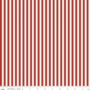 RED AND WHITE STRIPE