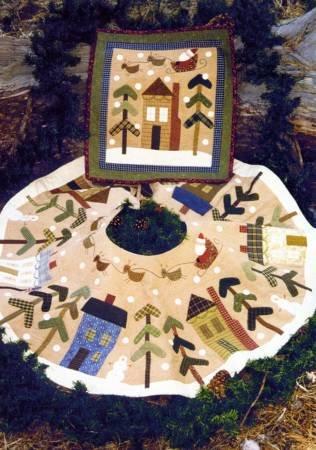 CHRISTMAS TREE SKIRT/WALL HANGING