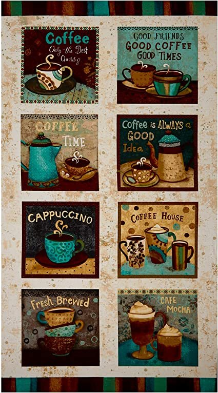 COFFEE SHOP-PANEL