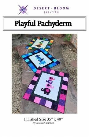 PLAYFUL PACHYDERM