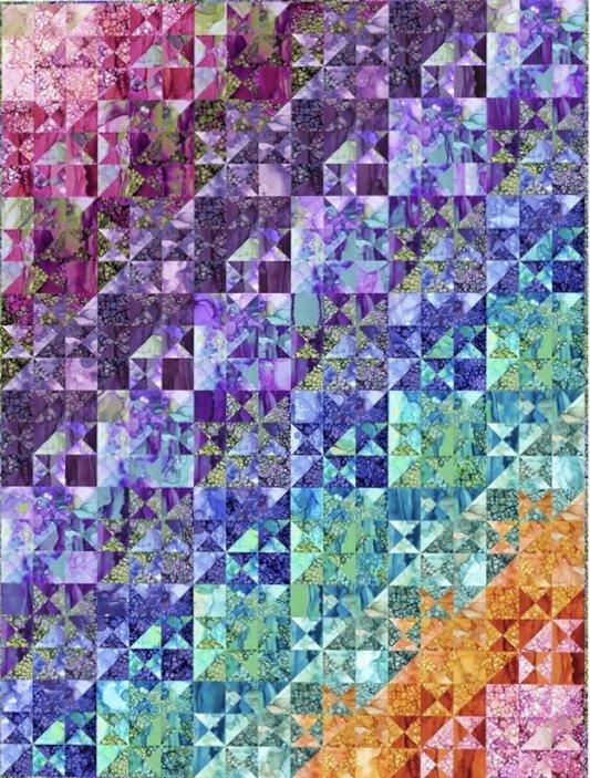 SPLENDID SPLIT STAR KIT 54.5 x 72.5