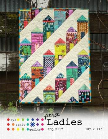 FIERCE LADIES PATTERN