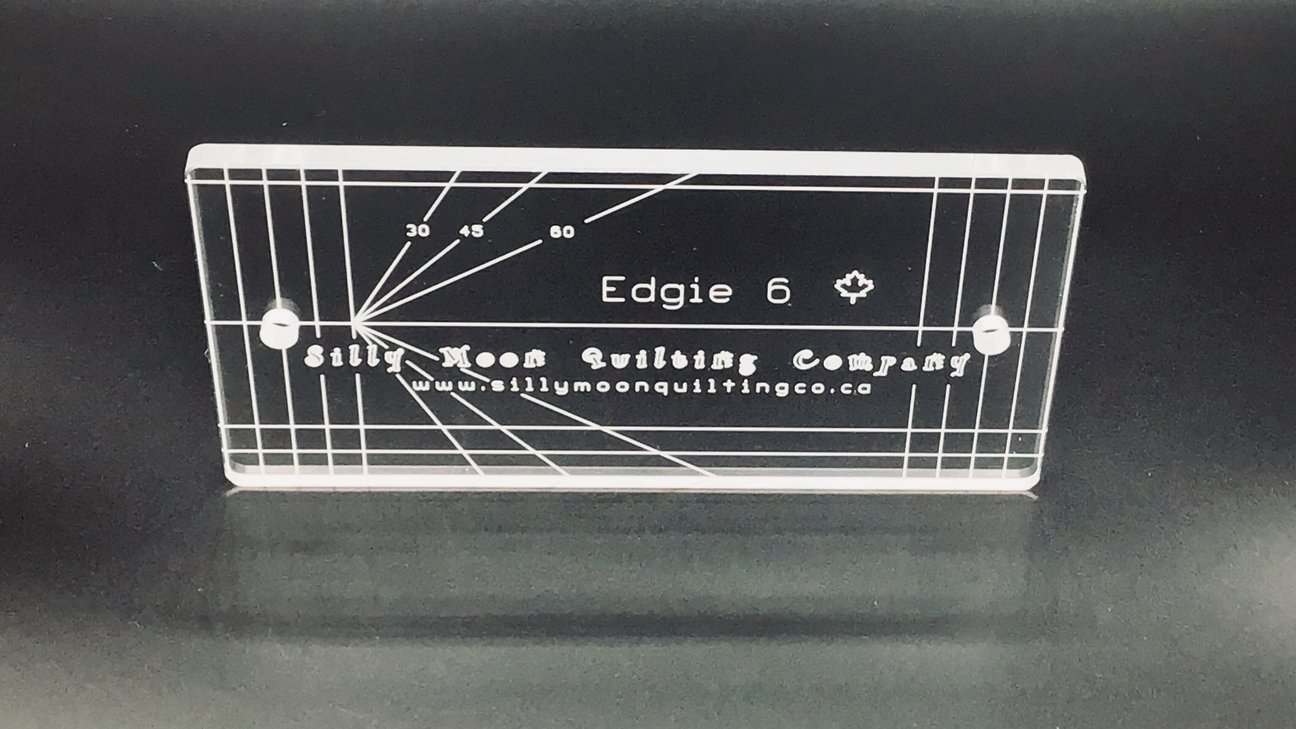 EDGIE 6  - 1/4 THICKNESS