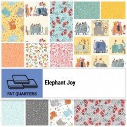 ELEPHANT JOY - 19 US FAT 1/4's
