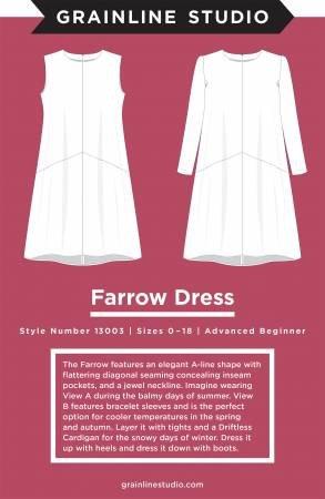 FARROW DRESS  0 - 18