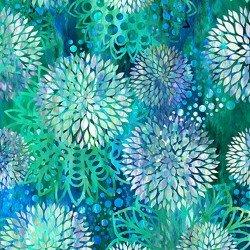 FLORAGRAPHIX V - BLUE DAHLIA