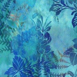 GARDEN OF DREAMS - BLOOMS LUSH BLUE