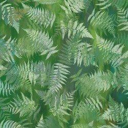 GARDEN OF DREAMS - FERNS SPRING GREEN