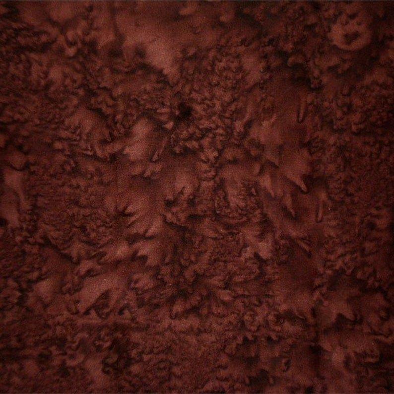 BATIK BY MIRAH - CHOCLATE BROWN