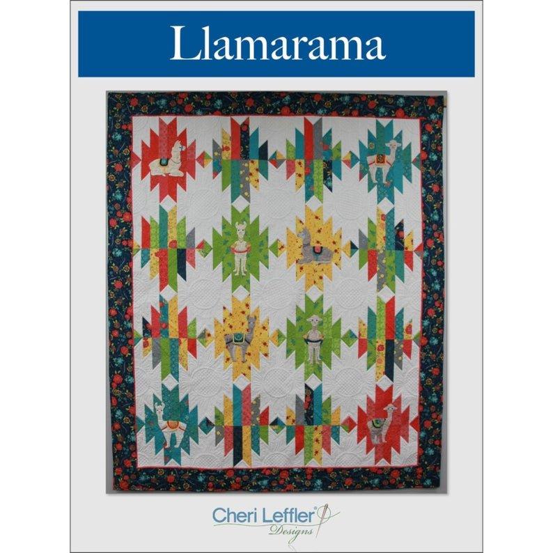LLAMARAMA  70x82