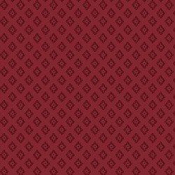 RUBY - FOULARD RED
