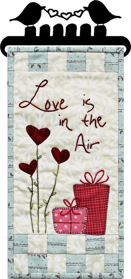 LOVE IS IN THE AIR PATTERN