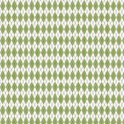 FRUIT STAND - GREEN ARGYLE