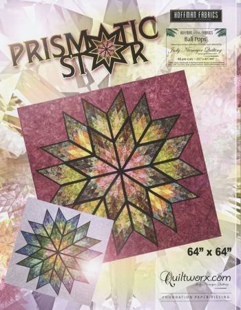 PRISMATIC STAR PATTERN  64 X 64