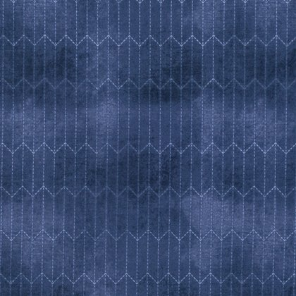 DAPPER-CHALK LINES-BLUE