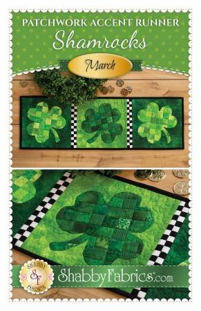 SHAMROCK RUNNER PATTERN