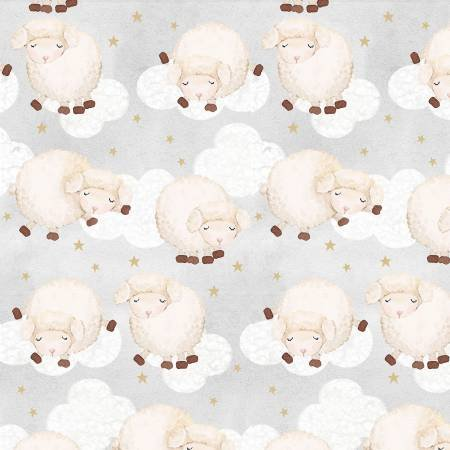 COMFY FLANNEL - SHEEP