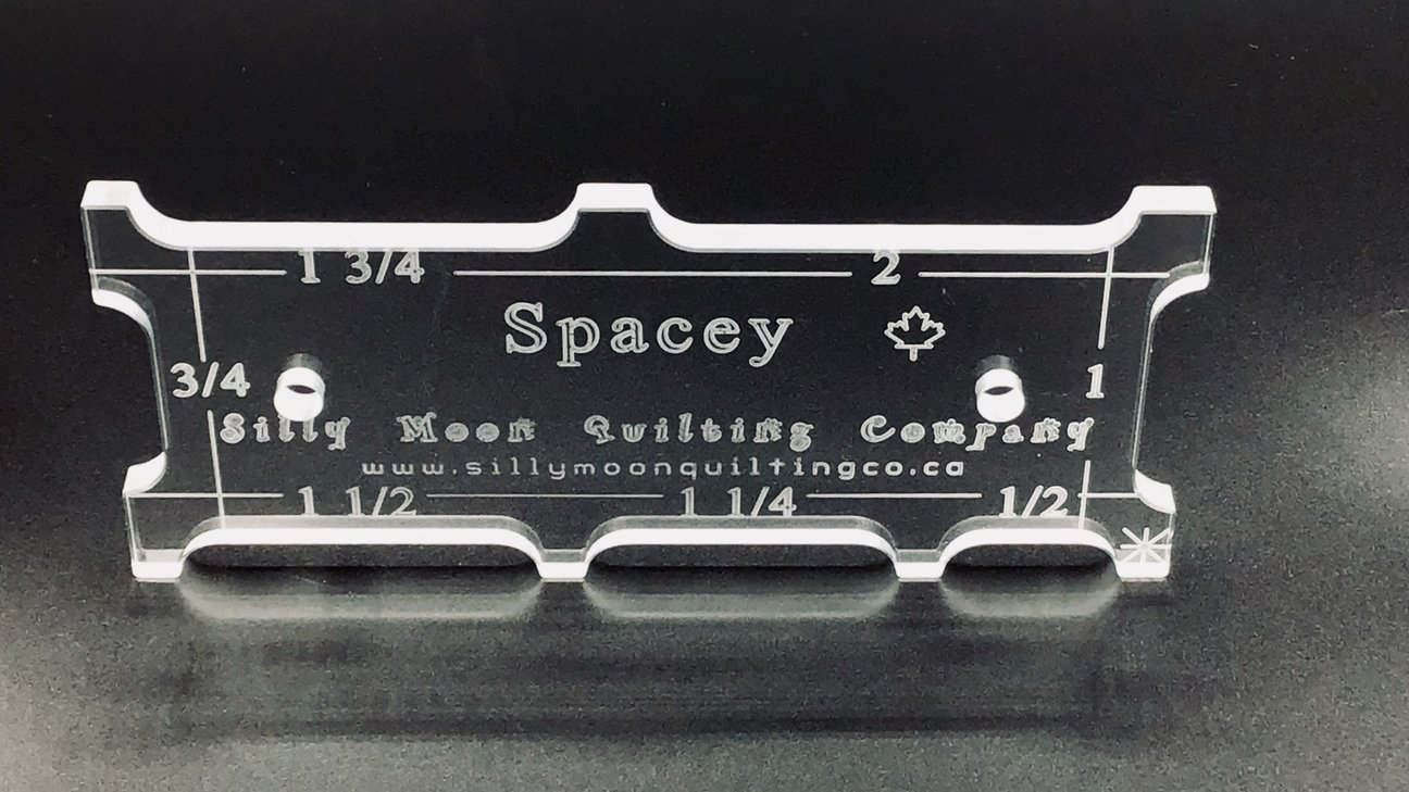 SPACEY 1/8 THICKNESS