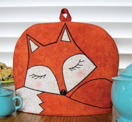 THE COZY FOX - TEA COZY