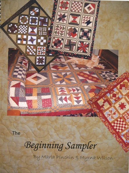 BEGINnING SAMPLER BOOK