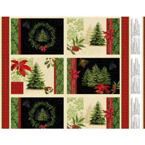 FESTIVE FOREST - PLACEMATS